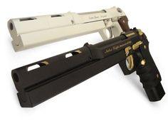 """Beretta M9 Custom Guns of """"BRACE""""  christian . . . christmas gift? :D"""