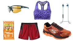 Shirts, shorts, shoes, socks and more highlight this month's editors' picks.