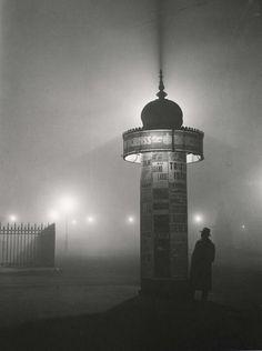 Brassai, Paris, 1933