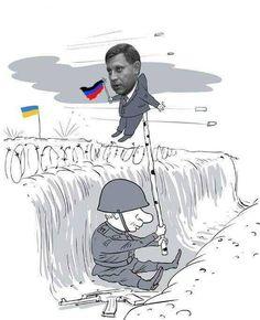 """""separatists"" in #Ukraine #RussiainvadedUkraine"""