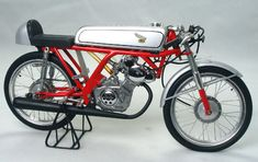 Honda RC 110 50cc 1961