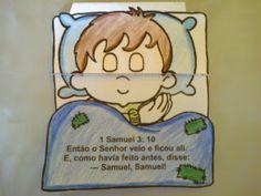Tias da Escolinha - Ministério Infantil: Abril 2013