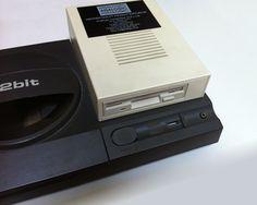Amiga CD32 Floppy fWSI