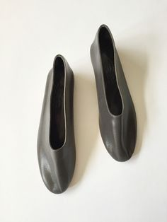 Martiniano Glove Shoe - Grey