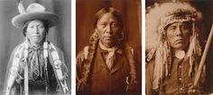 Edward S Curtis photographer of the Native Americans