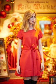 Kolekcja Świąteczno-Karnawałowa 2015 Carnival 2015, Christmas Carnival, Lady In Red, Fashion Beauty, Short Sleeve Dresses, Blog, Shopping, Collection, Beauty