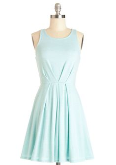 Pacific Host Dress. The ocean waters outside of your balcony are as beautiful as you are in this turquoise dress, while you prep your flat for todays get-together. #blue #modcloth?ufm_campaign=pdp_share