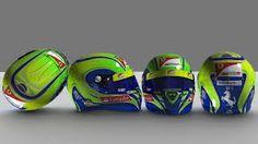 Tribuna Esportiva RS-Pilotos Brasileiros-Felipe Massa