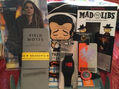 So excited to receive @lootcrate this month! The theme was #covert so I received a super cool blink watch, exclusive shirt, agents of shield lanyard, and more! The value of this months #lootcrate was over $50 in goodies by my calculations and for around $13.37 plus shipping ($6) I am majorly impressed! Full review and coupons at subscriptionist.com link in bio!