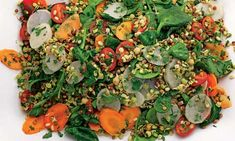 Sprout salad recipe | Yotam Ottolenghi | Vegetarian