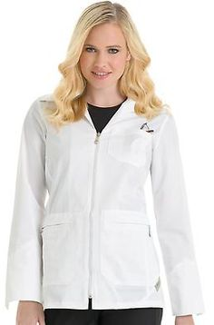 Urbane thought of everything when they designed the ultimate lab coat.