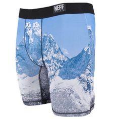 4cbbe44fc386 Neff Wear Nightly  Underwear  Expedition Men s Boxer Briefs Urban Graphics   Neff  BoxerBrief