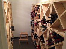 Steigerhouten wijnrekken in diverse maten! - tuinenspeelmeubelen