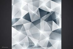 Silver Backgrounds Collection by kotoffei on @creativemarket