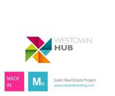 Sodic Westown identity is Made by Matter #CI #corporateidentity #branding #design #matterbranding #matter #Mtr