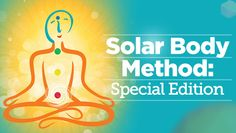 Solar Body Method Special Edition