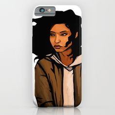 Hair iPhone Case by tomcii Art Blog, Smartphone, Iphone Cases, Artists, Cool Stuff, Canvas, Store, Drawings, Illustration