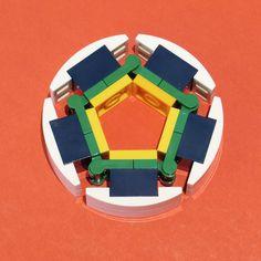 Lego WIP - Circle technique
