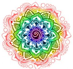this sure would be a pretty tattoo, I've been looking for one to put on my shoulder. I Love the rainbow effect.