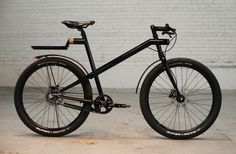 mnml blackline urban bike