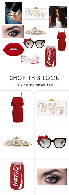 """""""red"""" by mysquadgoals2026 on Polyvore featuring BillyTheTree, Anna-Karin Karlsson and Lime Crime"""