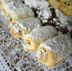 Kolachki's - Recipe from my home town! A taste of heaven at the holidays!!