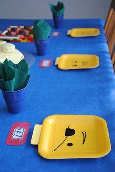 My Scraproom: Lego party