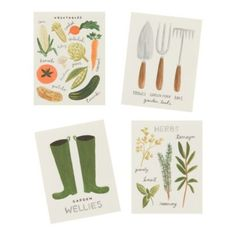 Terrain Homegrown Garden Cards #shopterrain