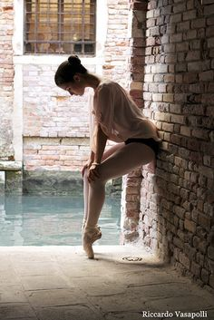 Ballet Project© in Venice by Ballet Project©, via Flickr
