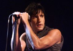 Trent Reznor. Favorite works: Broken, The Downward Spiral, With Teeth, Year Zero, Things Falling Apart.