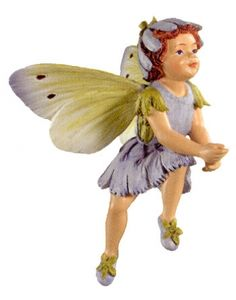 Flower-Fairy Elfe Wegwarte (Stab)