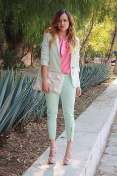 Gaby from Mexico, a lovely fashion blogger... her style is so amazing, a true inspiration! Follow her blog on: http://www.modacapital-blog.com/