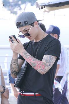 Teen Top Bang Minsoo C.A.P
