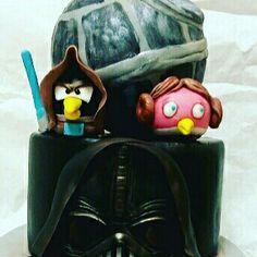 Star wars cake . #sweetmeup