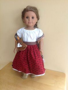 American Girl Josephina Outfit