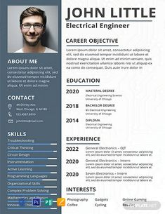FREE Resume for Software Engineer Fresher Template - Word (DOC) | PSD | InDesign | Apple (MAC) Apple (MAC) Pages | Publisher | Illustrator | Template.net Creative Cv Template, Sample Resume Templates, Resume Design Template, Resume Template Free, Free Resume, Resume Cv, Free Professional Resume Template, Sample Resume Format, Cv Format For Job