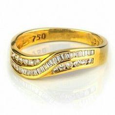 9d4cdf96e684 ... de oro amarillo con diamantes  Talla 15 (ES) Puja por ella en nuestras  Subastas online subastasregents.com  Subastaonline  sortija  anillos   Diamantes