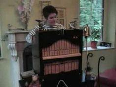 Notre orgue de barbarie 27 touches à tuyaux