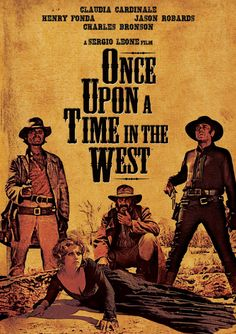 Once Upon a Time in the West (Italian: C'era una volta il West) is a 1968 Italian/American epic Spaghetti Western film directed by Sergio Leone for Paramount Pictures. Description from pinterest.com. I searched for this on bing.com/images