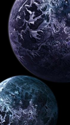 Space Extraterrestrial Planets IPhone Wallpaper - IPhone Wallpapers