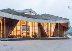 Aim builds spa resort around hotsprings in rural Sichuan