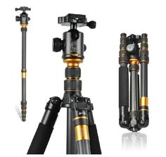 XCSOURCE® Q-666C Profesional Photography Carbon Tripod Monopod Kit & Ball Head Compact Travel For DSLR Camera Canon Nikon Petax Sony LF375 XCSOURCE http://www.amazon.com/dp/B00K4N4C48/ref=cm_sw_r_pi_dp_i.amub0GSB2M4