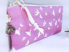 Flying Birds Waterproof Bag Wet Bag Makeup by PhenomenalWomenShop