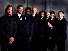 The Men of Lost Sawyer, Jack, Michael, Locke, Sayid, Charlie, Hurley and Jin