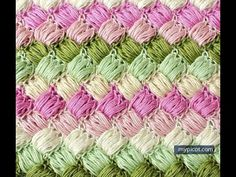 Crochet stitches beautiful and easy step by step, My Crafts and DIY Projects