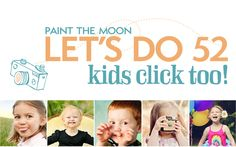 Photo challenge for kids - love it!