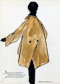 Bernard Blossac, Elsa Schiaparelli, 1930's