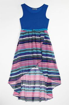Truly Me Sleeveless Dress (Big Girls) available at Nordstrom