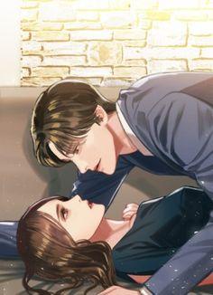너에게만 유혹적인 -로맨스 : 네이버 블로그 Anime Love Couple, Couple Art, Best Couple, Cute Anime Coupes, Korean Couple, Romantic Moments, Cool Art Drawings, Anime Art Girl, Aesthetic Art