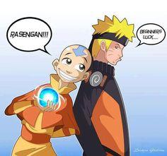 naruto funny pics   Avatar vs. Naruto image - Anime Fans of modDB   Desura